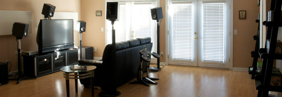Home Theater Sales & Design